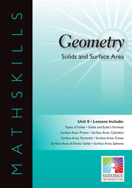 Solids & Surface Area(Digital Download)