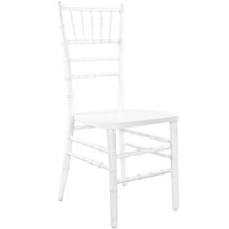 Advantage White Chiavari Chair [WDCHI-W]