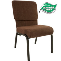 Advantage Java Church Chair 20.5 in. Wide [PCHT-106]
