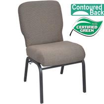 Advantage Signature Elite Jute Church Chair [PCRCB-112] - 20 in. Wide