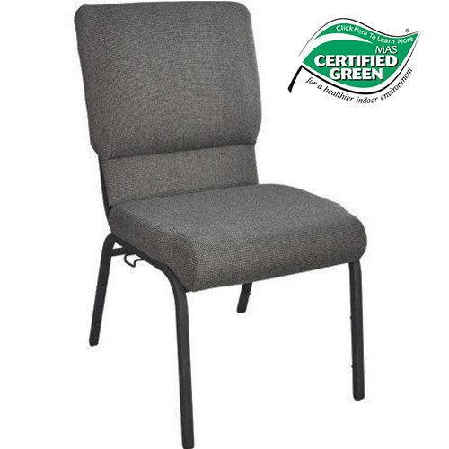 Superior Advantage Fossil Church Chairs 18.5 In. Wide [PCHT185 113]