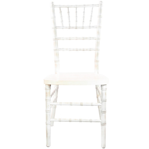 Lime Washed Farmhouse Tables And Benches Bespoke Sizes: Lime Wash Chiavari Chair [WDCHI-LW]