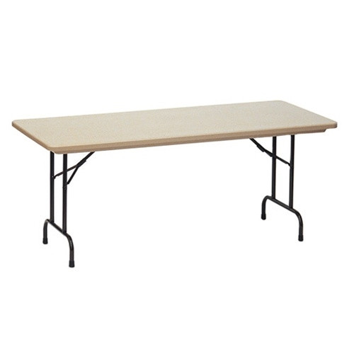 Correll R3060 5-ft Long Plastic Folding Tables For Sale At