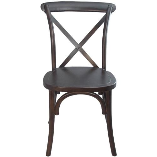 Advantage Walnut X Back Chair [X Back W EC]