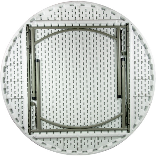 10 pack 4 39 round plastic folding table adv48r 10 for 10 ft round table