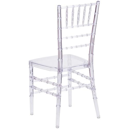 Advantage Clear Resin Chiavari Chair [RSCHI Clear]