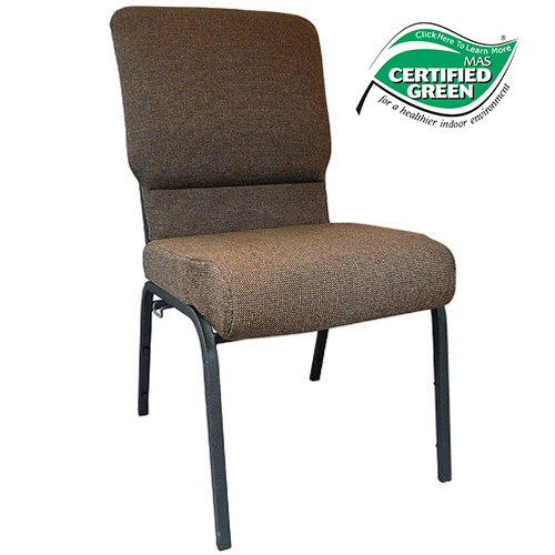 Attractive Advantage Java Church Chairs 18.5 In. Wide [PCHT185 106]