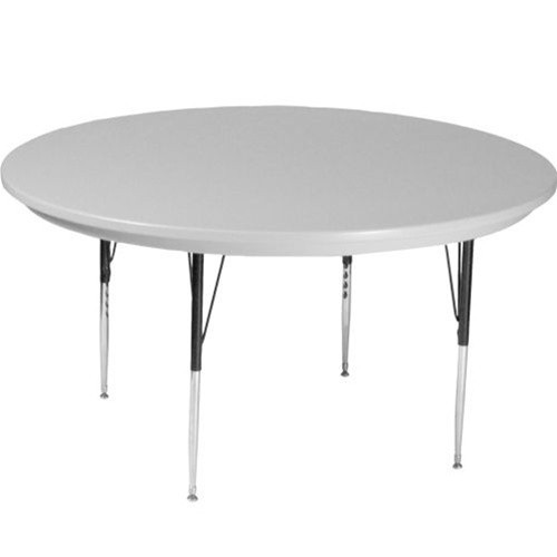 Correll 5 Ft. Round Activity Table   Blow Molded Plastic [AR60 RND
