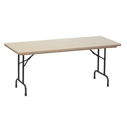 Correll R3096 8 Ft Long Plastic Folding Table