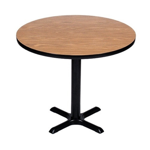 Correll BXB42R 42 In Round Bar Height Café Table