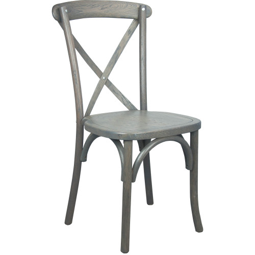 Advantage Grey X-Back Chair [X-back-Grey-EC]