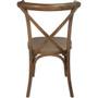 Advantage Light Brown X-Back Chair [X-back-LB-EC]