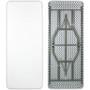 Advantage 6 ft. (30x72) Rectangular White Plastic Folding Table [ADV3072-WHITE]