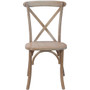 Advantage Driftwood X-Back Chair [X-back-DRIFT-EC]