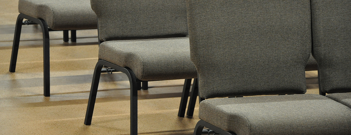Lovely Church Chairs