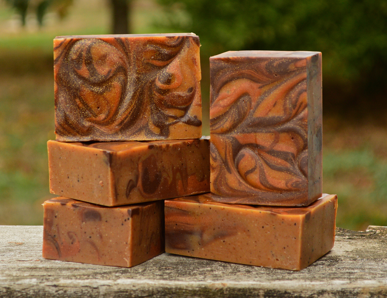 Coffee Shop Romance Artisan Goat Milk Soap