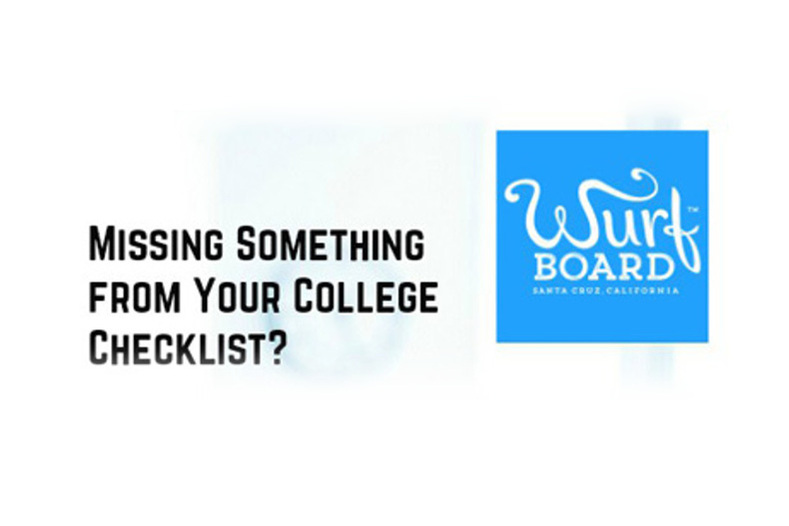 The ultimate dorm accessory this year is the Wurf Board