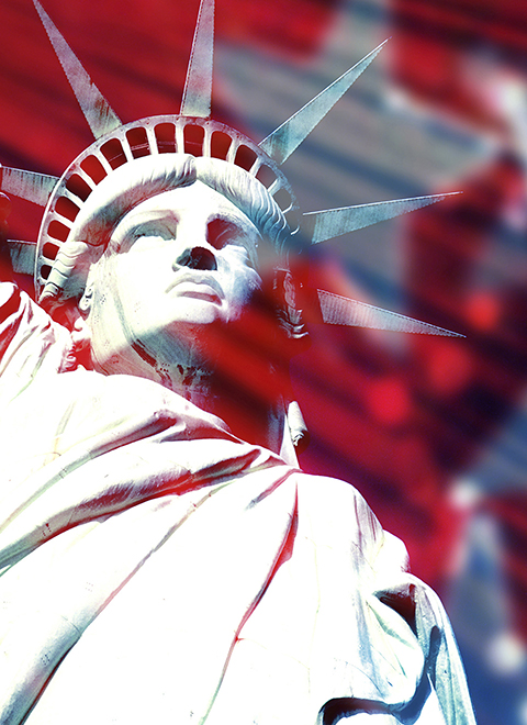 LL100 - Lady Liberty