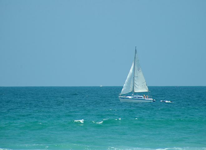 CSA100 - Come Sail Away