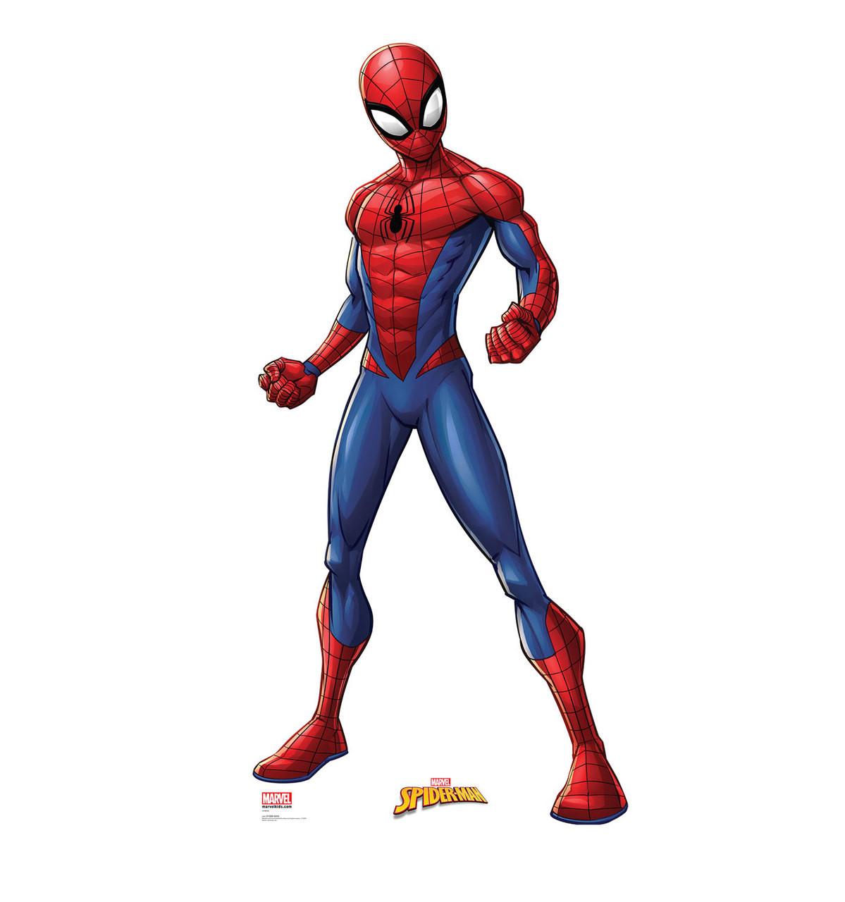 Spider Man 2017 Life-size Spide...