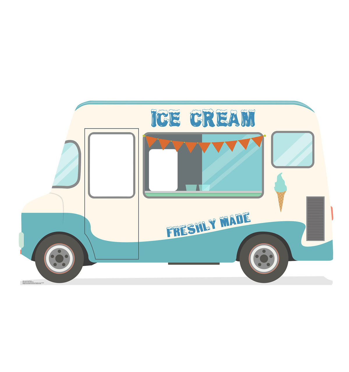 how to build an ice cream truck