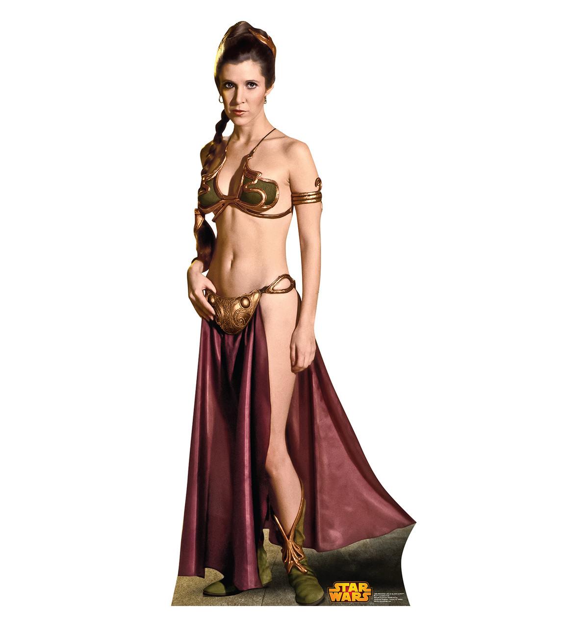 Princess leah slave bikini