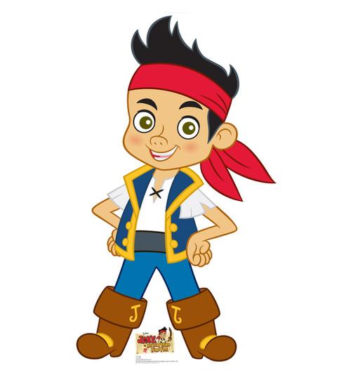 Jake And The Neverland Pirates Cutouts