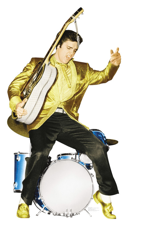 Life-size Elvis Presle...