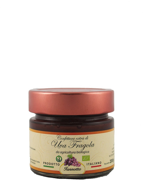 Iannotta Organic Grape Jam