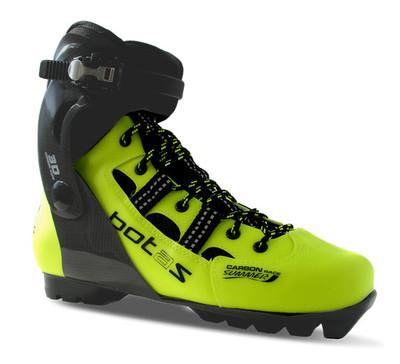 Botas Carbon Skate SNS Pilot Rollerski Boots