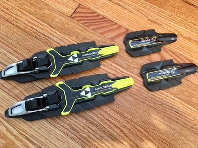 Fischer Xcelerator Super Skate Race Binding