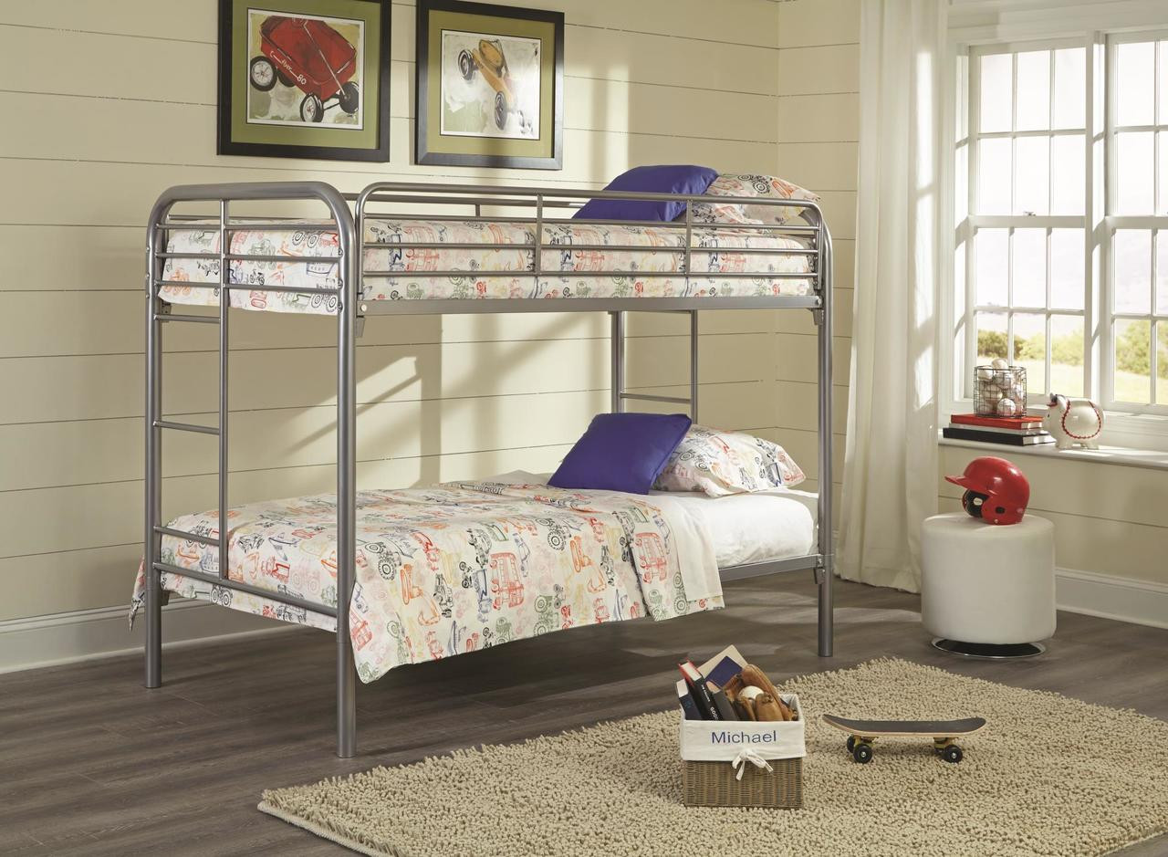 Rent To Own The Twin Twin Bunk Bed At Happy S Home Center Serving