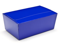 750g Ballotin - Blue | Meridian Speciality Packaging