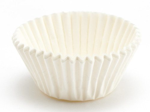 White Paper Cups (tube of 1000 cups)| MeridianSP