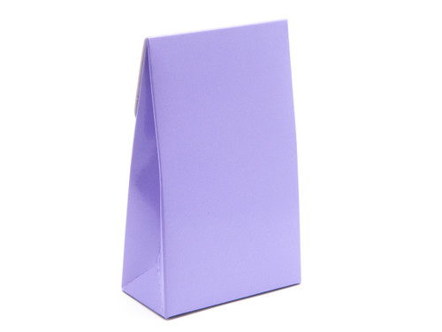 Small Lilac A-Frame Carton | Meridian Speciality Packaging
