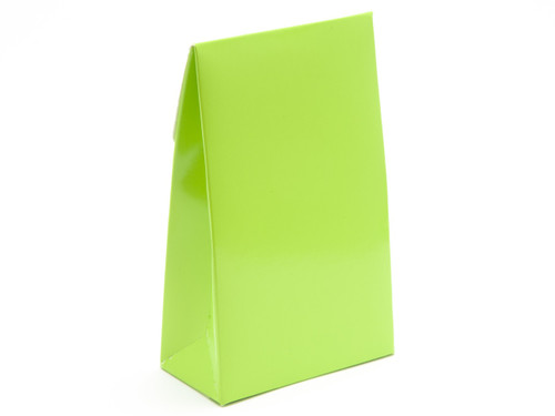 Small Easter Green A-Frame Carton | Meridian Speciality Packaging
