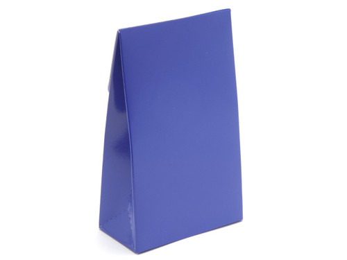 Small A-Frame Carton - Blue | MeridianSP