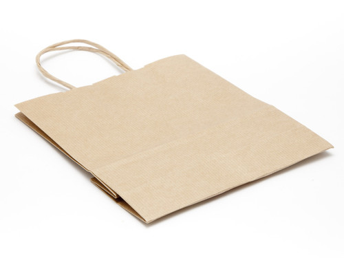 Sm Premium Ribbed Kraft Paper Carrier | Meridian Speciality Packaging