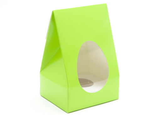Sm Easter Green Tapered Egg Ctn and Plinth | MeridianSP