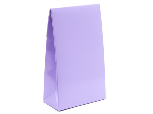 Large Lilac A-Frame Carton | Meridian Speciality Packaging