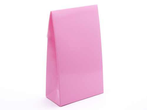 Large Electric Pink A-Frame Carton | Meridian Speciality Packaging