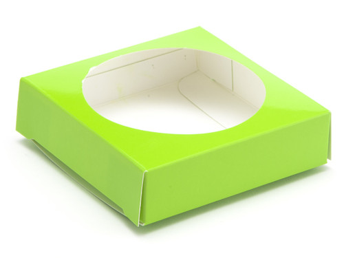 Ex Large Easter Egg Plinth - Vibrant Green | MeridianSP