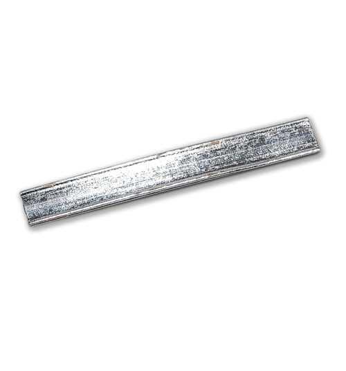 Wire (Bag) Tie (Silver) (1000 units) | Meridian Speciality Packaging