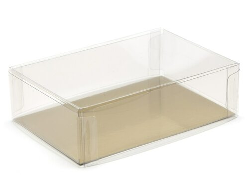 90x60x27 Rectangular PVC Base and Lid | Meridian Speciality Packaging