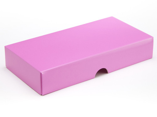 8 Choc Lid - Electric Pink [LID ONLY] | Meridian Speciality Packaging