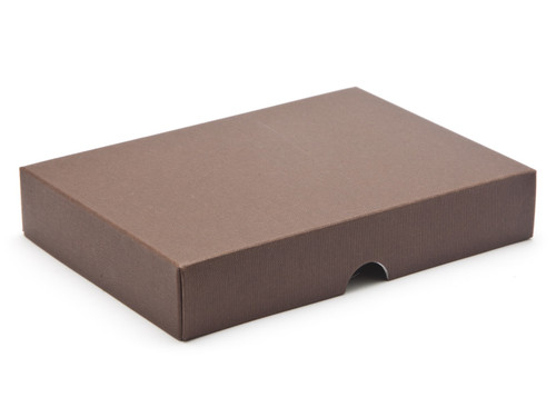 8 Wibalin Lid - Chocolate Brown [LID ONLY] | Meridian Speciality Packaging