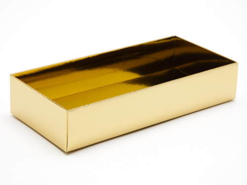 8 Choc Base - Bright Gold [BASE ONLY] | Meridian Speciality Packaging