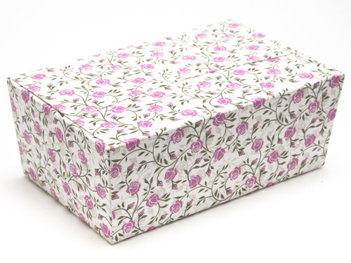 750g Ballotin - Rose Floral | Meridian Speciality Packaging