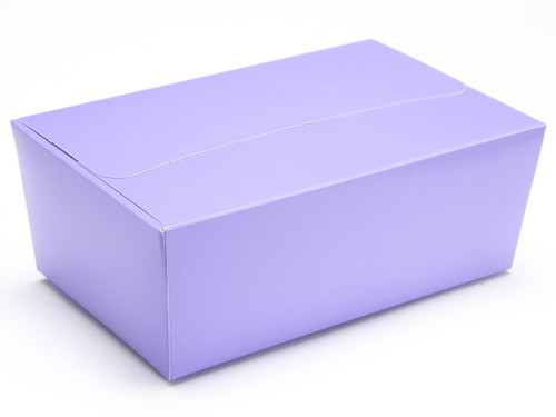 750g Ballotin - Lilac | Meridian Speciality Packaging