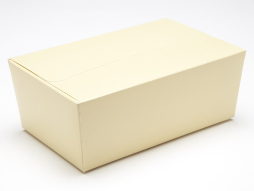 750g Ballotin - Cream | Meridian Speciality Packaging